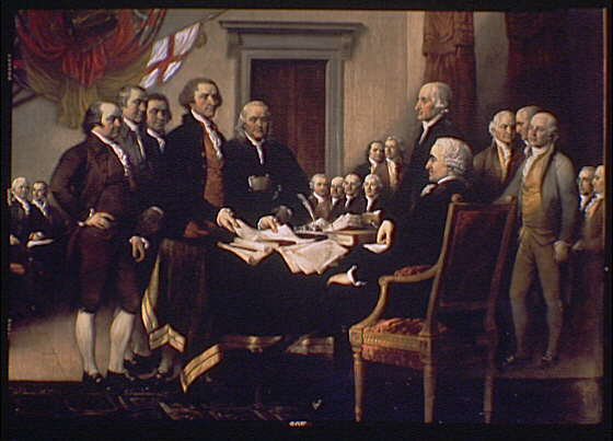 signing-declaration-of-independence