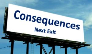 consequences-billborad