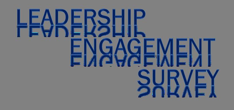 Leadership Engagement Survey